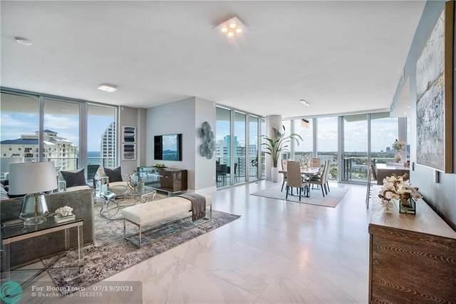 701 N Fort Lauderdale Beach Blvd #1205, Fort Lauderdale, FL 33304 (#F10292230) :: DO Homes Group