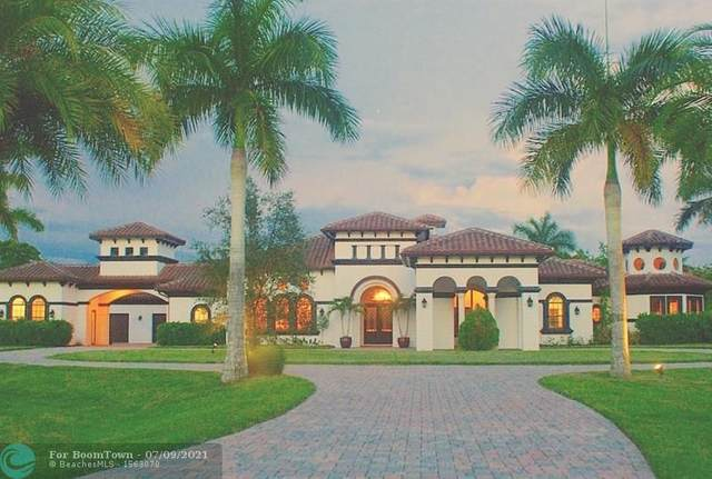 6010 SW 178th Ave, Southwest Ranches, FL 33331 (MLS #F10292239) :: The Paiz Group