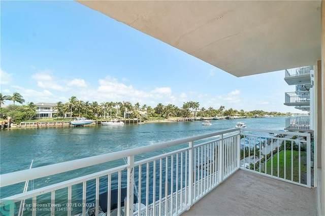 1050 Hillsboro Mile 301 And 302, Hillsboro Beach, FL 33062 (#F10292380) :: Ryan Jennings Group