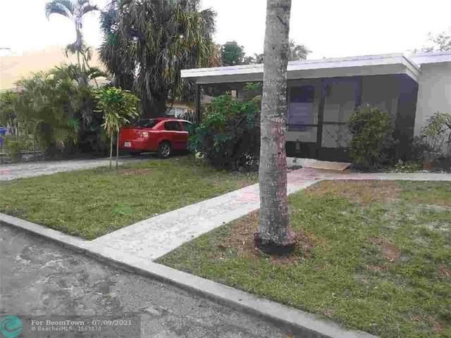 400 SE 11th Ct, Fort Lauderdale, FL 33316 (MLS #F10292397) :: GK Realty Group LLC