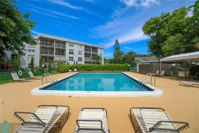 115 Royal Park Dr 2F, Oakland Park, FL 33309 (MLS #F10292400) :: Green Realty Properties