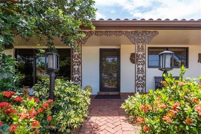 2030 NE 31st Ct, Lighthouse Point, FL 33064 (MLS #F10292428) :: Berkshire Hathaway HomeServices EWM Realty