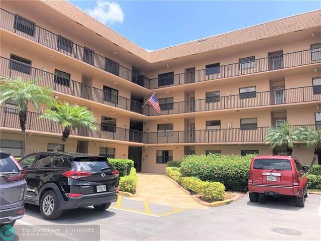 10433 Sunrise Boulevard #209, Sunrise, FL 33322 (#F10292448) :: Dalton Wade