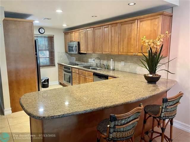 4000 Cypress Grove Way #101, Pompano Beach, FL 33069 (#F10292578) :: Michael Kaufman Real Estate