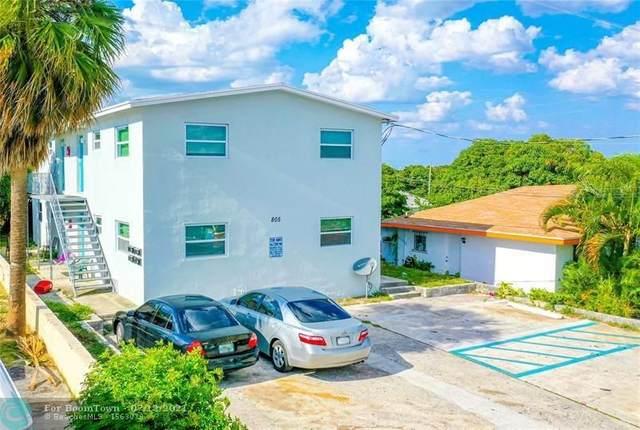 805 19th St, West Palm Beach, FL 33407 (MLS #F10292583) :: Green Realty Properties