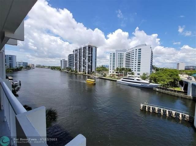 2800 E Sunrise Bl 6F, Fort Lauderdale, FL 33304 (#F10292607) :: Dalton Wade