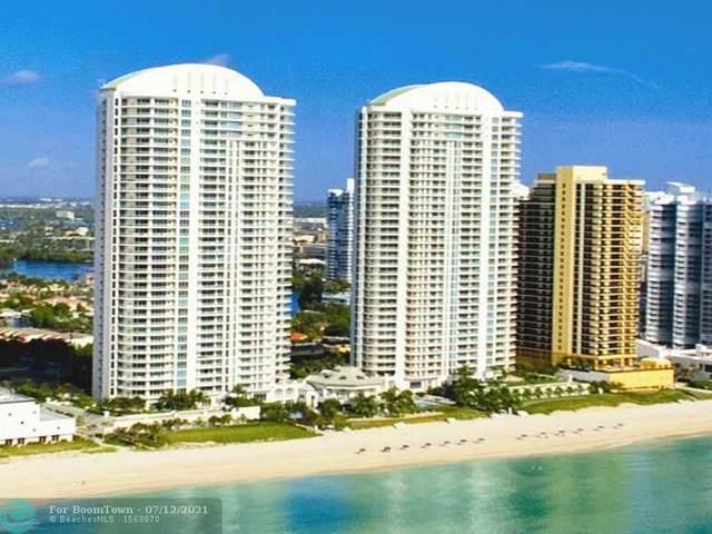 16051 Collins Av #902, Sunny Isles Beach, FL 33160 (#F10292614) :: Treasure Property Group
