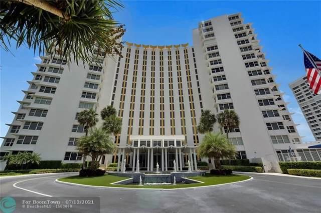 3900 N Ocean Dr 1C, Lauderdale By The Sea, FL 33308 (MLS #F10292653) :: The DJ & Lindsey Team