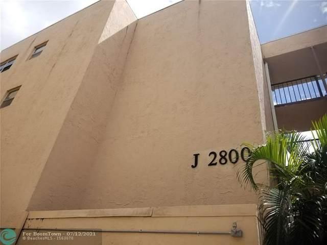 2800 Somerset Dr 315J, Lauderdale Lakes, FL 33311 (#F10292656) :: Heather Towe   Keller Williams Jupiter
