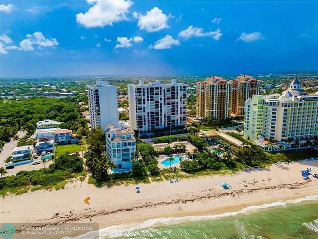 1905 N Ocean Blvd E6e, Fort Lauderdale, FL 33305 (#F10292679) :: Michael Kaufman Real Estate