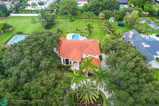 6114 NW 74th Ter, Parkland, FL 33067 (MLS #F10292694) :: The Howland Group