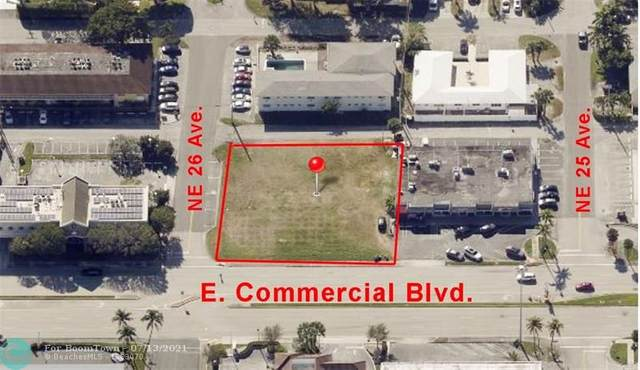 2520 E Commercial Blvd, Fort Lauderdale, FL 33308 (MLS #F10292807) :: Berkshire Hathaway HomeServices EWM Realty