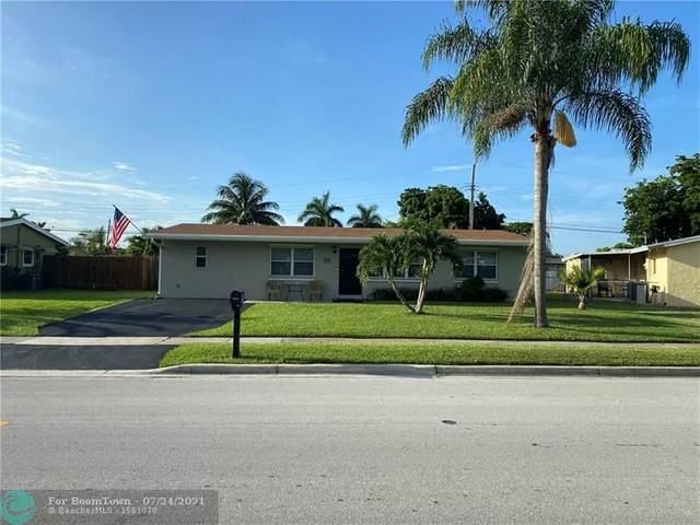 6125 NW 18th St, Margate, FL 33063 (#F10292812) :: Dalton Wade
