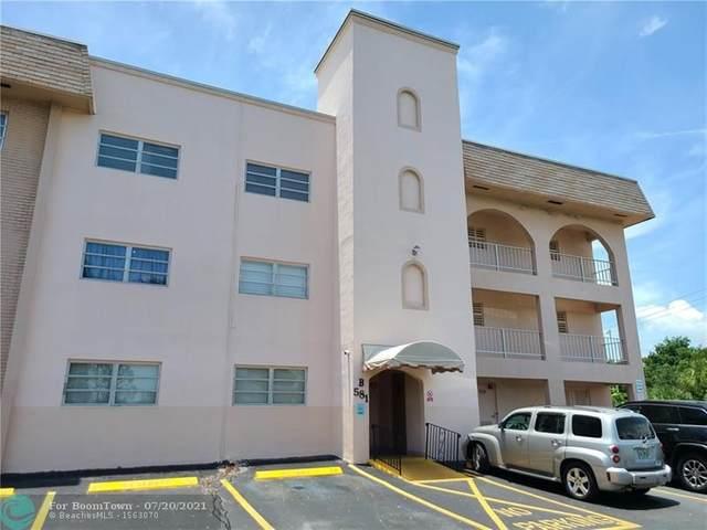 581 Blue Heron Dr #102, Hallandale Beach, FL 33009 (MLS #F10292893) :: Castelli Real Estate Services