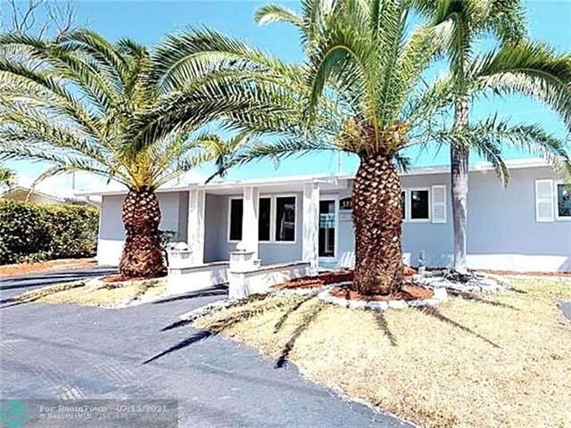 5770 NE 18th Ave, Fort Lauderdale, FL 33334 (MLS #F10292894) :: Berkshire Hathaway HomeServices EWM Realty
