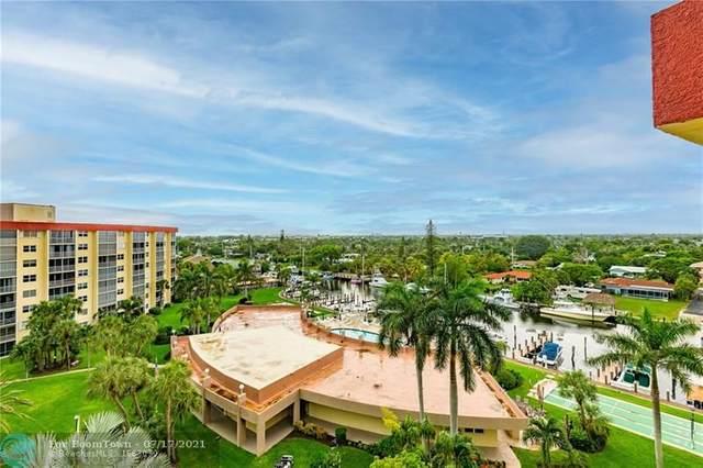 2731 NE 14th Street Cswy #830, Pompano Beach, FL 33062 (#F10292956) :: DO Homes Group