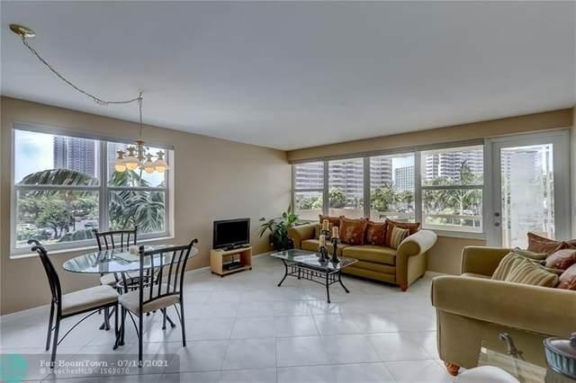 3300 NE 36th St #316, Fort Lauderdale, FL 33308 (MLS #F10292996) :: Berkshire Hathaway HomeServices EWM Realty
