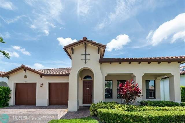 3453 NW 83RD WY, Cooper City, FL 33024 (MLS #F10293007) :: Green Realty Properties