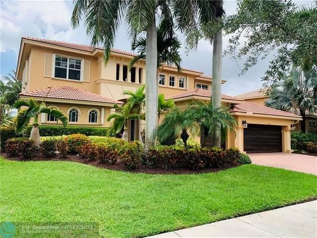 7669 NW 117th Ln, Parkland, FL 33076 (#F10293020) :: Dalton Wade