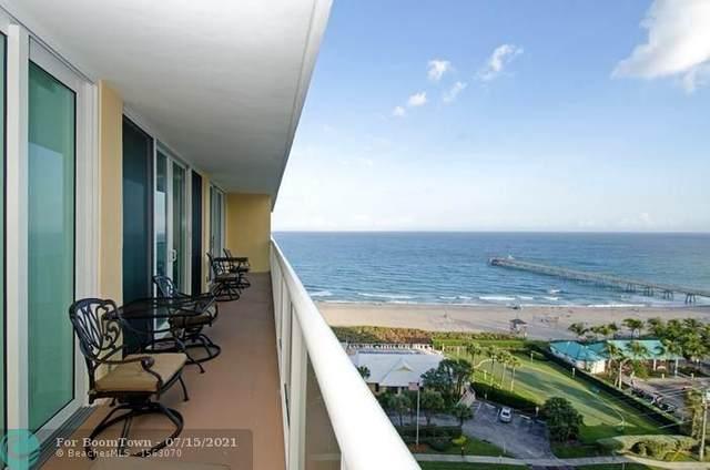 333 NE 21st Ave #1608, Deerfield Beach, FL 33441 (#F10293127) :: DO Homes Group