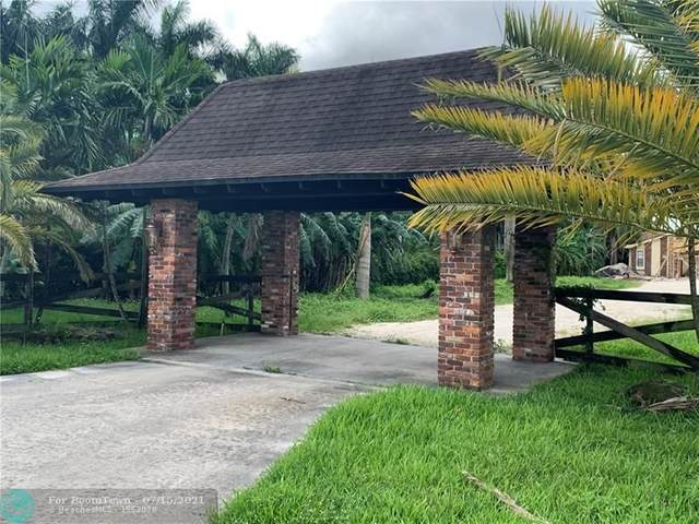 13400 Stirling Rd, Southwest Ranches, FL 33330 (MLS #F10293154) :: Berkshire Hathaway HomeServices EWM Realty