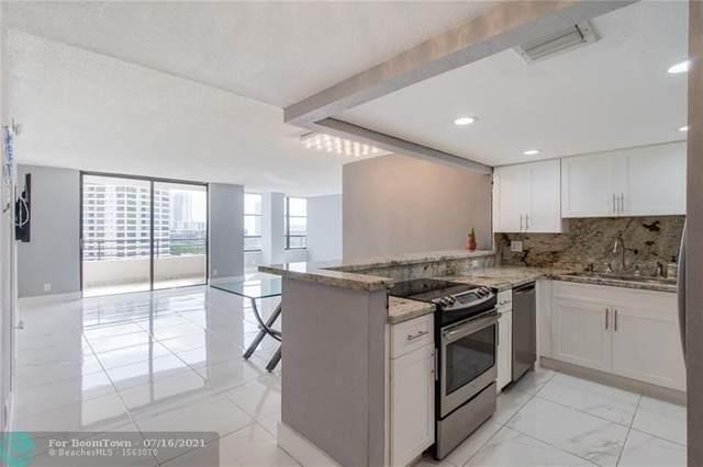 500 Three Islands Blvd 821A, Hallandale Beach, FL 33009 (MLS #F10293193) :: Castelli Real Estate Services