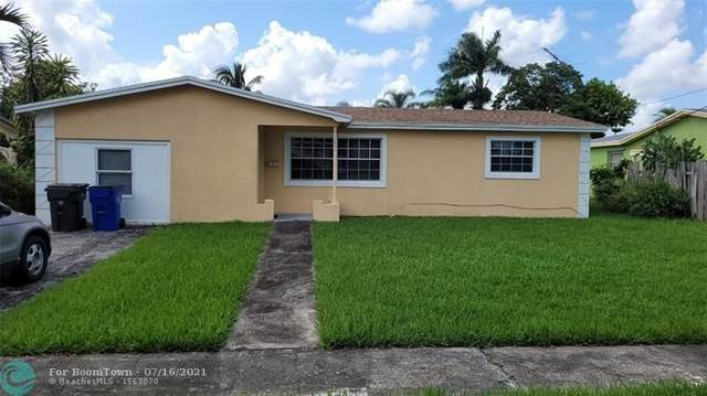 3411 NW 40th St, Lauderdale Lakes, FL 33309 (MLS #F10293240) :: Green Realty Properties
