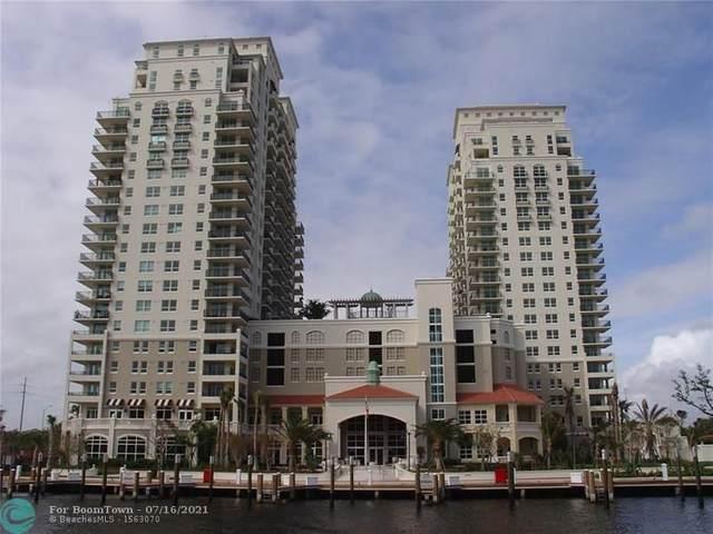 610 W Las Olas Blvd 816N, Fort Lauderdale, FL 33312 (#F10293242) :: The Power of 2 | Century 21 Tenace Realty