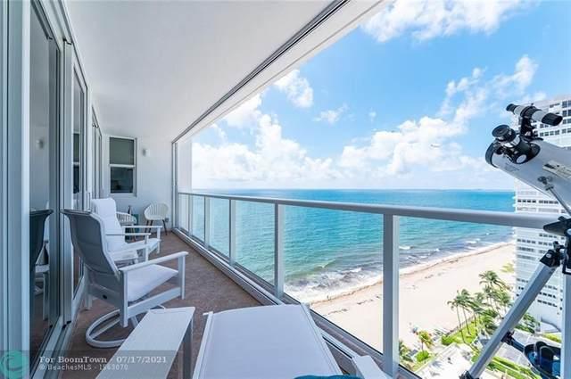 4300 N Ocean Blvd. 17N, Fort Lauderdale, FL 33308 (MLS #F10293266) :: Berkshire Hathaway HomeServices EWM Realty