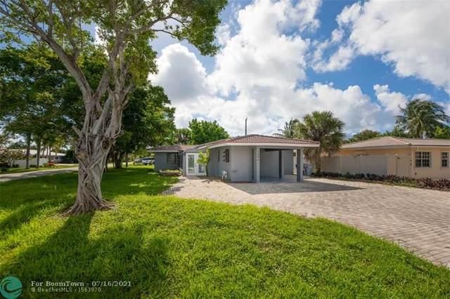 1046 SE 22nd Ave, Pompano Beach, FL 33062 (#F10293282) :: Dalton Wade