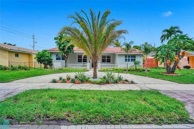 1910 N 46th Ave, Hollywood, FL 33021 (MLS #F10293320) :: Berkshire Hathaway HomeServices EWM Realty