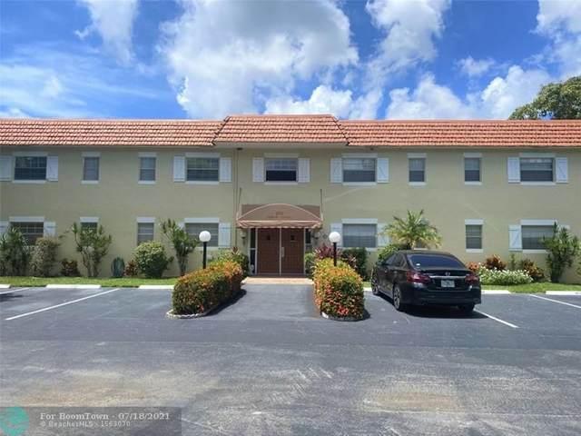 5680 SW 3rd Pl #117, Margate, FL 33068 (#F10293419) :: Michael Kaufman Real Estate