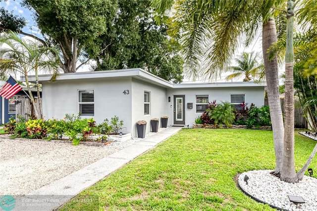 43 NE 25th St, Wilton Manors, FL 33305 (MLS #F10293437) :: Castelli Real Estate Services