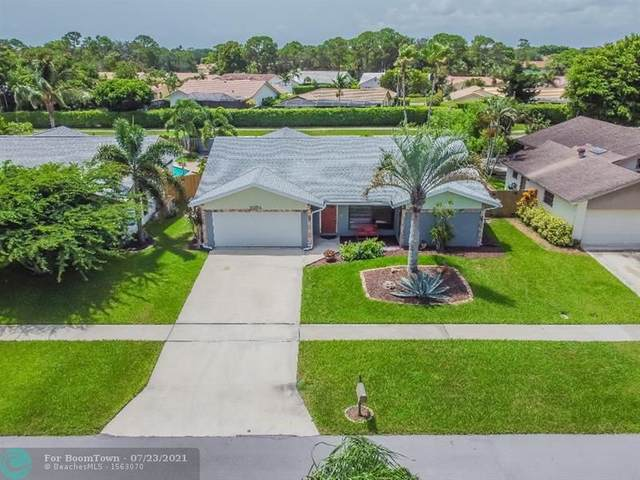 6354 Amberwoods Dr, Boca Raton, FL 33433 (#F10293454) :: DO Homes Group