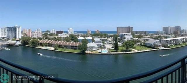 2880 NE 14th Street Cswy #603, Pompano Beach, FL 33062 (MLS #F10293455) :: Berkshire Hathaway HomeServices EWM Realty