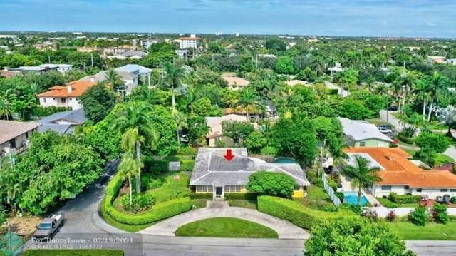 2101 NE 28th Ave, Fort Lauderdale, FL 33305 (#F10293489) :: Posh Properties