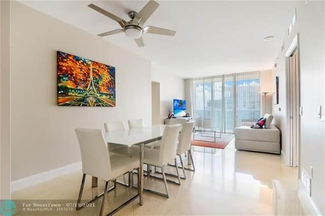 350 SE 2nd St #2820, Fort Lauderdale, FL 33301 (#F10293527) :: DO Homes Group