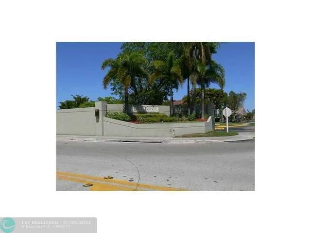 218 Lake Pointe Dr #207, Oakland Park, FL 33309 (MLS #F10293548) :: Green Realty Properties