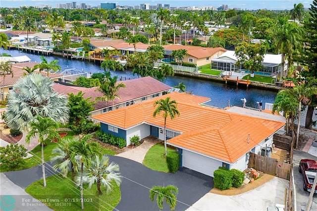5820 NE 14th Rd, Fort Lauderdale, FL 33334 (#F10293555) :: Dalton Wade