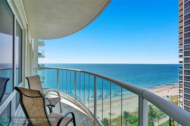 3400 Galt Ocean Drive 1104 S, Fort Lauderdale, FL 33308 (#F10293576) :: Dalton Wade