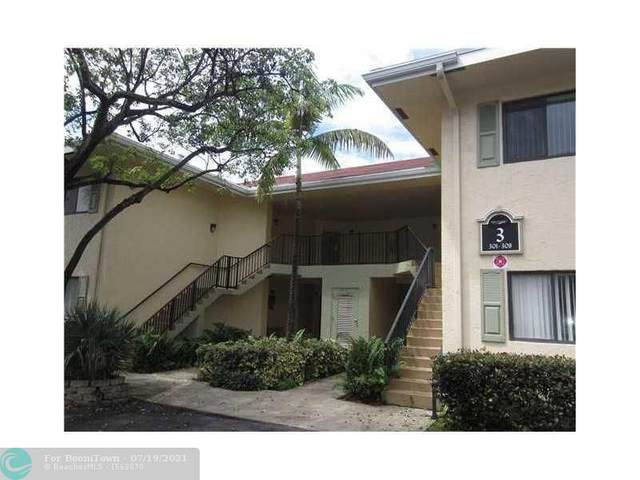 2445 SW 18TH TERRACE #308, Fort Lauderdale, FL 33315 (#F10293587) :: DO Homes Group