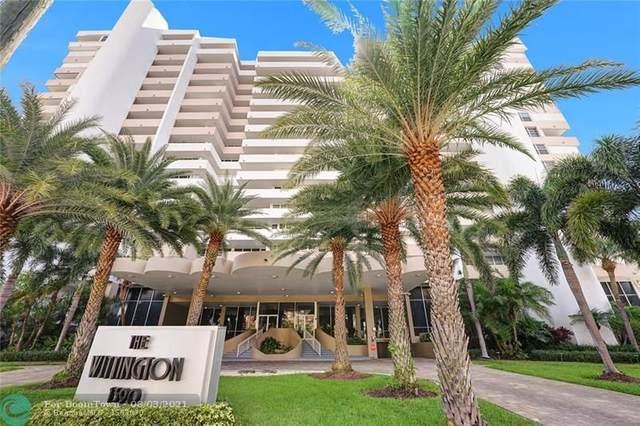 1390 S Ocean Blvd 15A, Pompano Beach, FL 33062 (MLS #F10293676) :: The Jack Coden Group