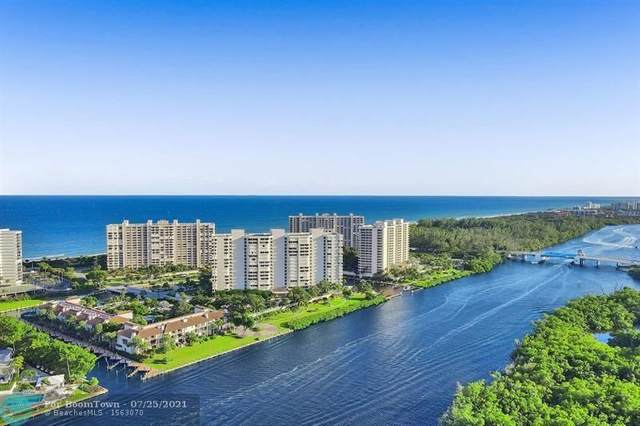 4201 N Ocean Blvd #1704, Boca Raton, FL 33431 (#F10293683) :: Baron Real Estate