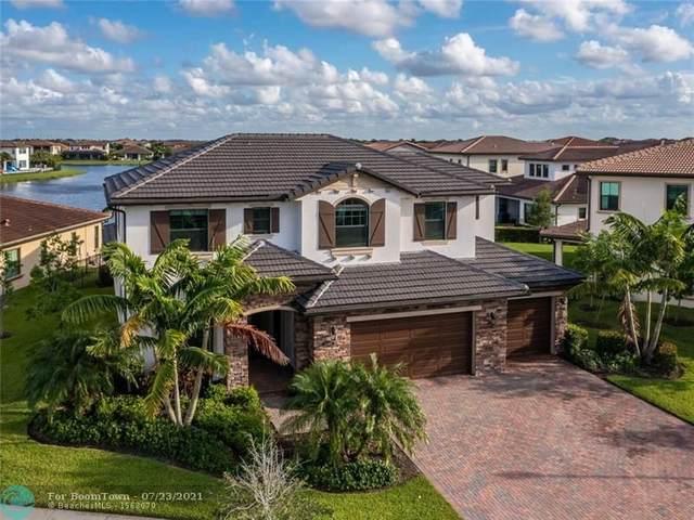 11146 Meridian Dr, Parkland, FL 33076 (MLS #F10293729) :: Berkshire Hathaway HomeServices EWM Realty