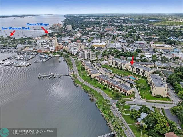 115 N Indian River Drive 223B, Other City - In The State Of Florida, FL 32922 (MLS #F10293746) :: The Paiz Group