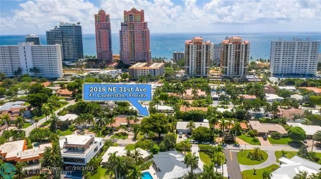 2018 NE 31st Ave, Fort Lauderdale, FL 33305 (MLS #F10293749) :: Castelli Real Estate Services