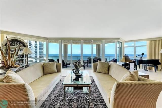 1700 S Ocean Blvd 18A, Pompano Beach, FL 33062 (MLS #F10293757) :: The Jack Coden Group
