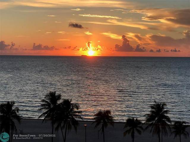 2401 S Ocean Dr #803, Hollywood, FL 33019 (#F10293762) :: Ryan Jennings Group
