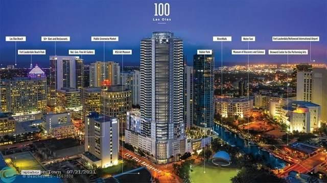 100 E Las Olas Blvd #2704, Fort Lauderdale, FL 33301 (#F10293763) :: Baron Real Estate