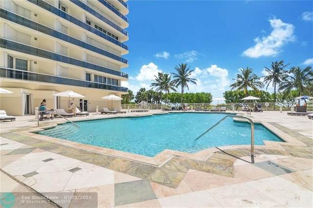 9559 Collins Ave S-3C, Surfside, FL 33154 (MLS #F10293784) :: The Howland Group